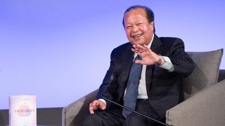 Prem Rawat answers questions about his message